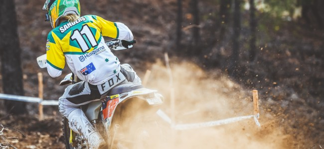 Gallery: ISDE day one