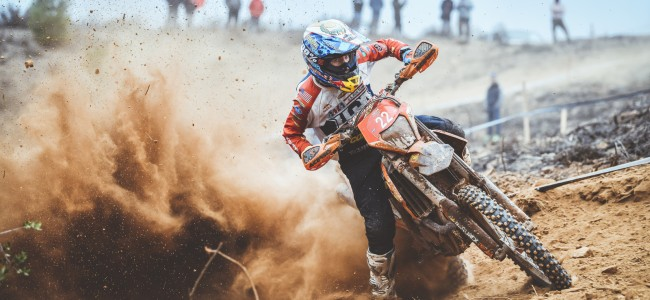 Video: ISDE day six highlights