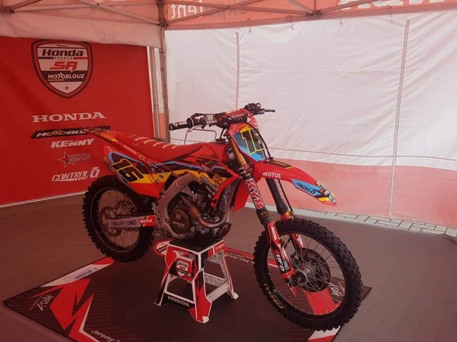 SR Honda to run two MXGP riders in 2020 – need a mechanic