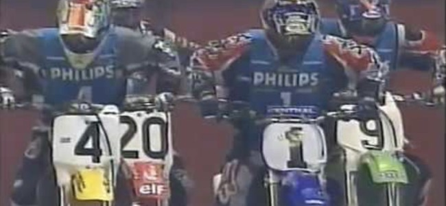Video: Paris Bercy 98 & 97