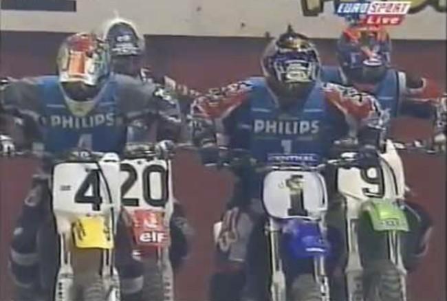 Video: Paris Bercy 98 & 97