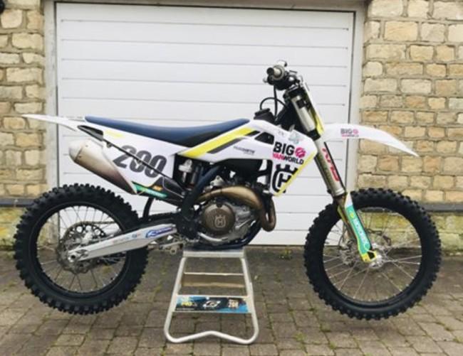 James Dunn's bike stolen!
