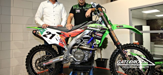 Interview: Emile Gebben & Ruud van Venrooy on their team, the sport, MXGP and Youthstream