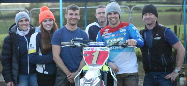 Interview: Glenn McCormick – MX2 Ulster Champion!