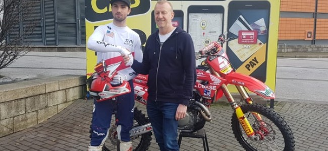 Graeme Irwin to contest Arenacross UK at Belfast
