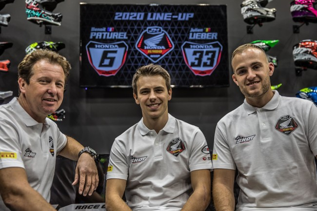 JM Racing team confirm 2020 rider line up
