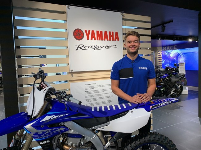 Crescent Yamaha Reveals 2020 Motocross Programme