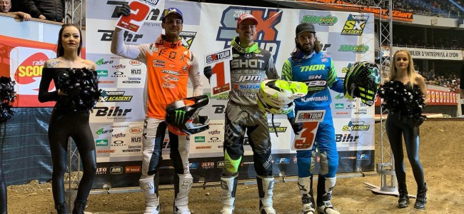 Results: SX Lyon – Friday