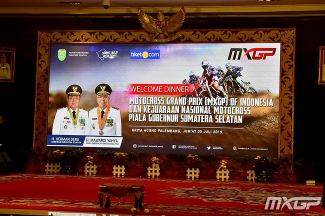 Timed Practice results: MXGP of Indonesia
