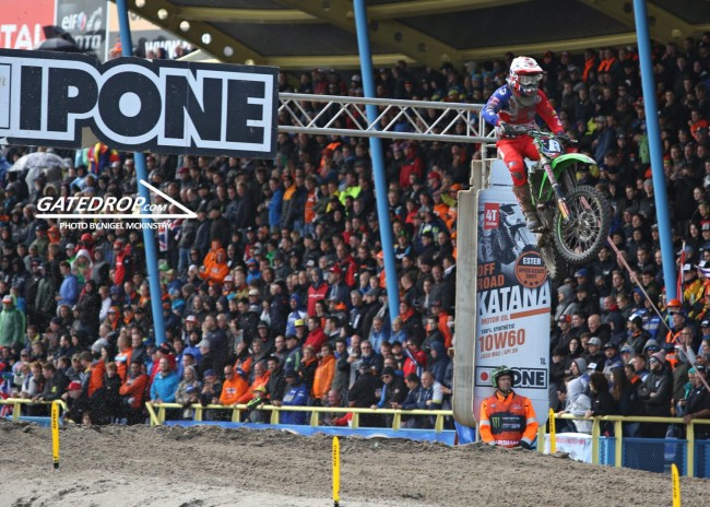 Adam Sterry on securing MXGP ride: I'm quite positive