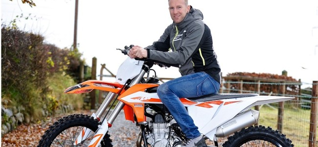 Video: Martin Barr – back on a KTM