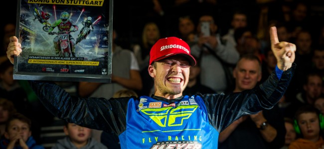Race report and results: Stuttgart SX – Saturday