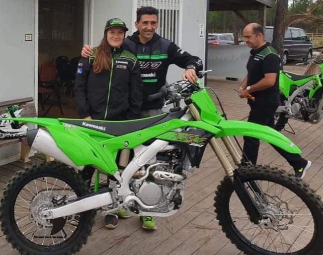 Amandine Verstappen goes Green – Bud Racing