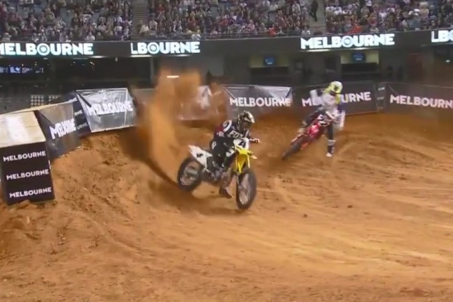 Video: Reed v Carmichael – one last time!