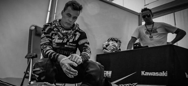 Christoph Selent back training Jacobi