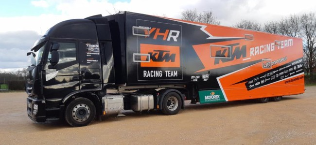 VHR KTM – No budget for second MXGP rider