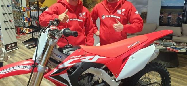 Julien Bill makes return to Motocross racing