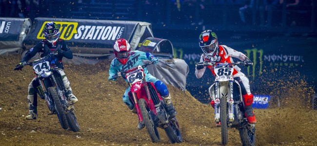 ASA United Husqvarna in for UK Arenacross!