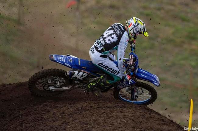Haavisto stays with JK Yamaha
