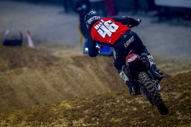Results: Hill and McElrath on quickest in Arlington