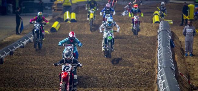 Race results: Supercross de Paris – Sunday