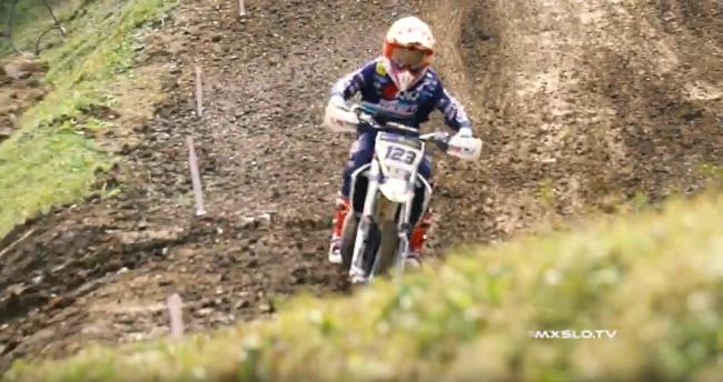 Video: Jaka Peklaj on his SixtyTwo Motosport Husqvarna 85cc