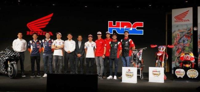 Evans goes MXGP – joins HRC Honda