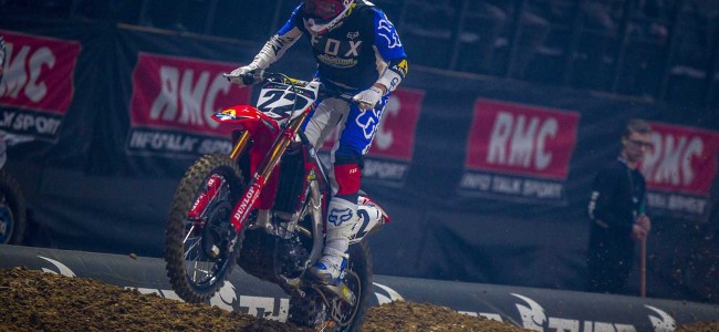 Gallery: Paris Supercross practice