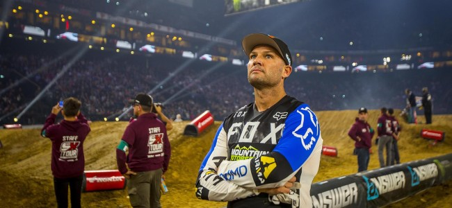 Chad Reed to fill in at Factory KTM?