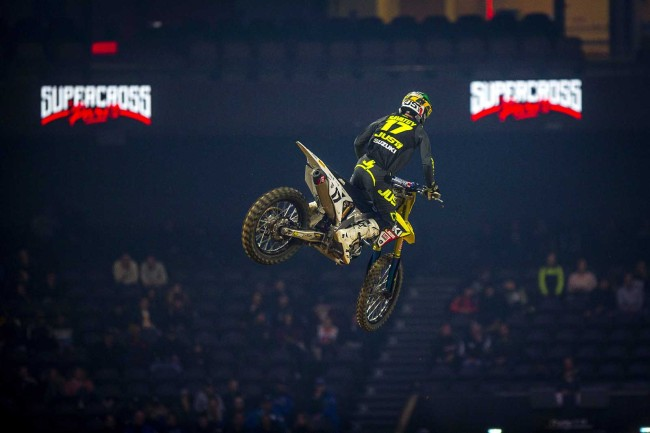 Race results: Supercross de Paris