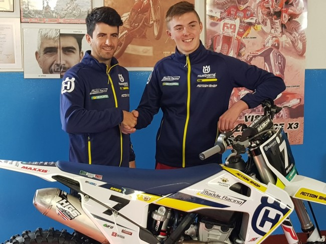 Spies signs with Maddii Racing