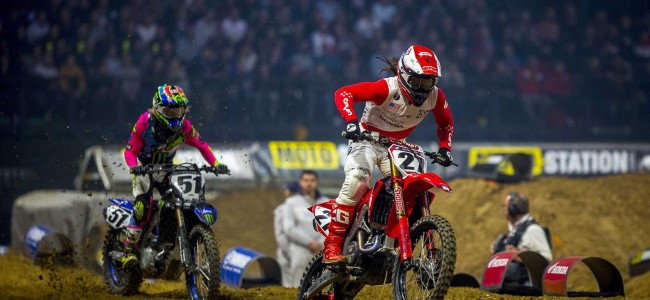 Qualifying results: Paris de Supercross – Sunday