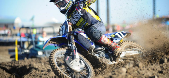 Webb wins qualifying moto in Japan