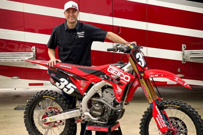 Ryan Dungey becomes part owner of Geico Honda