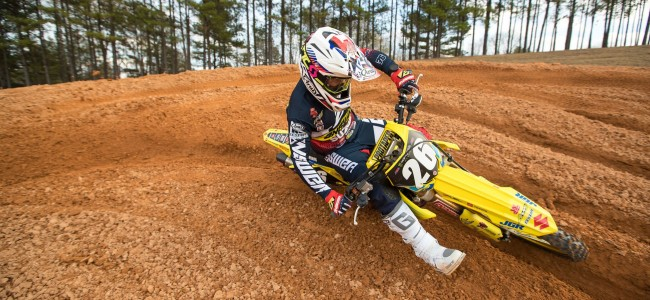 Video: Alex Martin – SX Prep