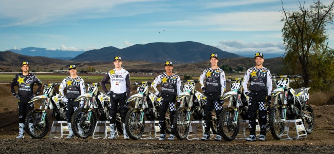 Rockstar Energy Husqvarna introduces 2020 AMA SX line up