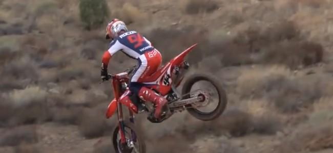 Video: Roczen raw – 2020 look unveiled!