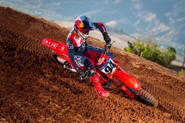 Video: Ken Roczen A1 press day GoPro