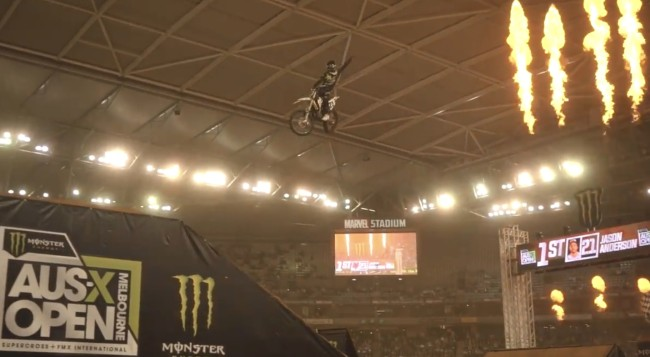 Video: Team Fried at the Aus-X open!