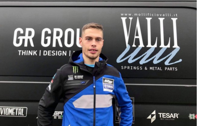 Video: First look – Michele Cervellin on the SDM-Corse Yamaha