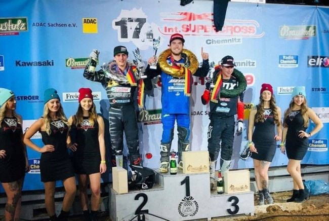 Results: ADAC SX Cup Chemnitz – Saturday