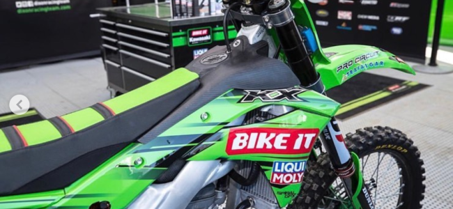 Video: First look – Wilson Todd on the DRT Kawasaki