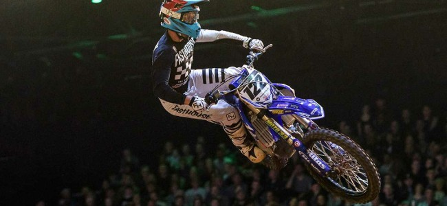 Reardon returns to Arenacross