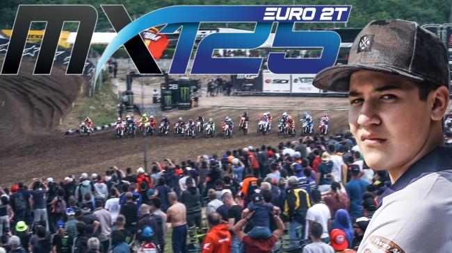 Video: EMX125 – Toughest 125cc Motocross championship