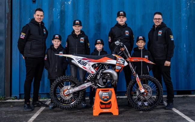 GRT Holeshot KTM announce 2020 rider line up