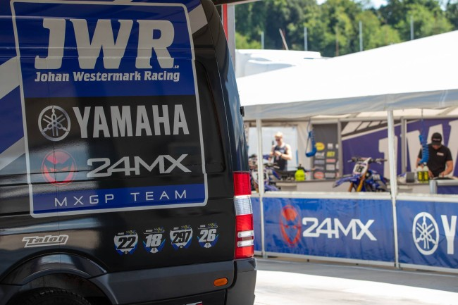 JWR Racing to change manufacturer
