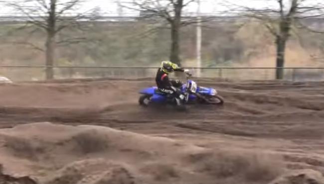 Video: Jacobi & Dekker – Training in Berghem