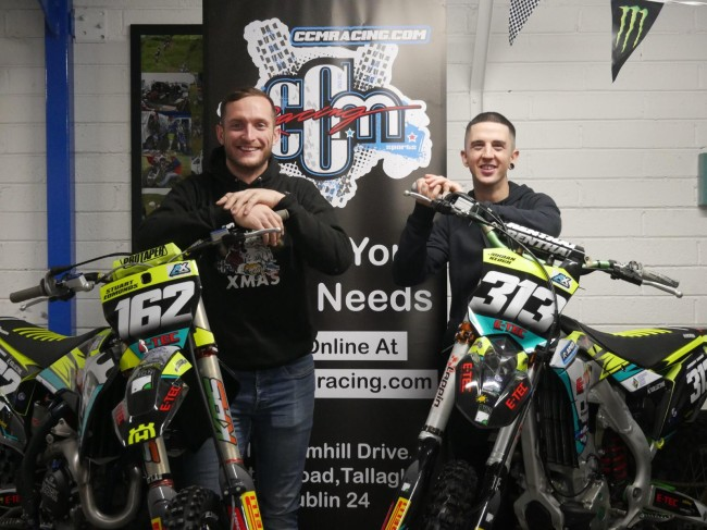 Arenacross UK: All Ireland Cup – Riders confirmed