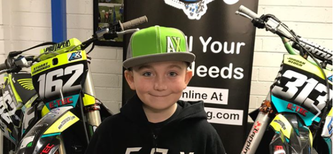 Kinsella IN for the complete Arenacross UK series