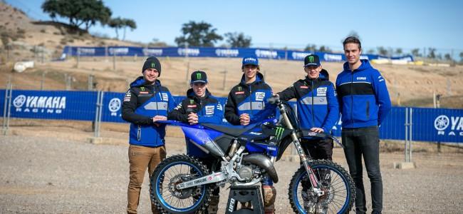 MJC Yamaha announce 2020 EMX125 rider line up